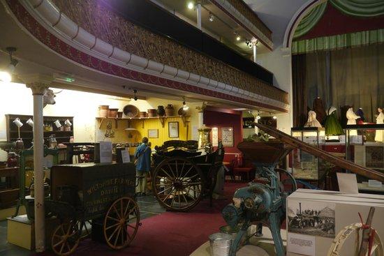 Ceredigion Museum: le théâtre transformé en  Musée