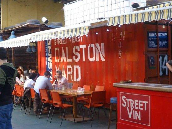 Street Feast Dalston Yard