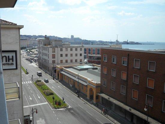 NH Trieste: visuale