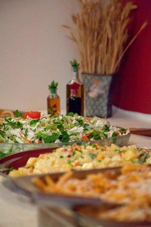 Hotel Epidavria Tolo Dinner Buffet