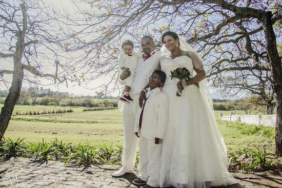 Vredenburg Manor House: Family Photo