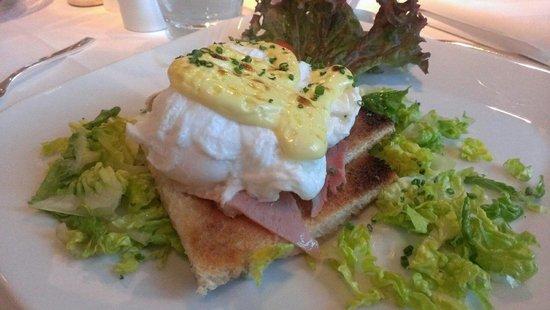 Swissotel Berlin: 免費額外單點的早餐點