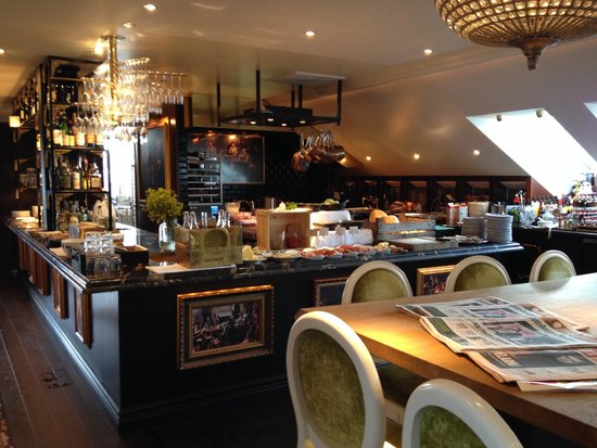 Pigalle Hotel Goteborg : Breakfast picture of hotel pigalle gothenburg tripadvisor