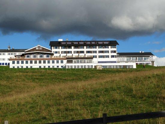 Wadahl Hogfjellshotel: Groot ruim, rustig hotel
