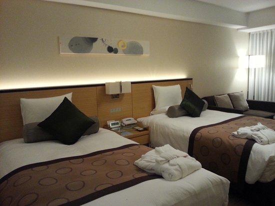 Asakusa View Hotel : 客室