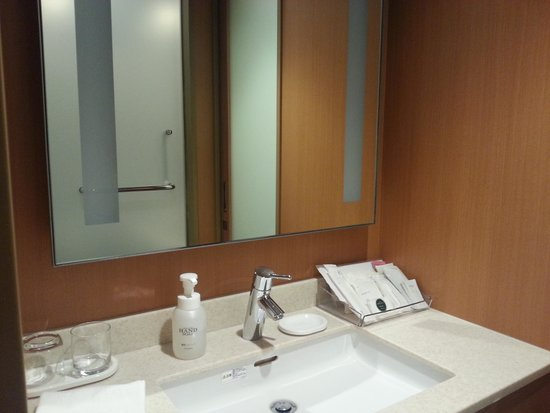 Asakusa View Hotel: 洗面