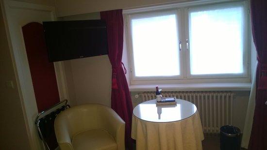Lugano : chambre 23