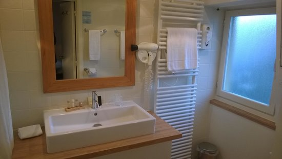 Lugano : salle de bains