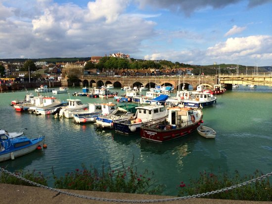 The Harbours of England by Ruskin J