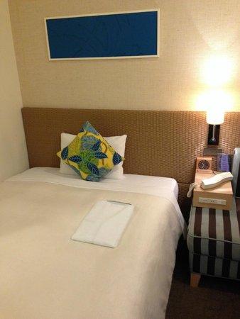 Nishitetsu Resort Inn Naha: 宿泊した部屋