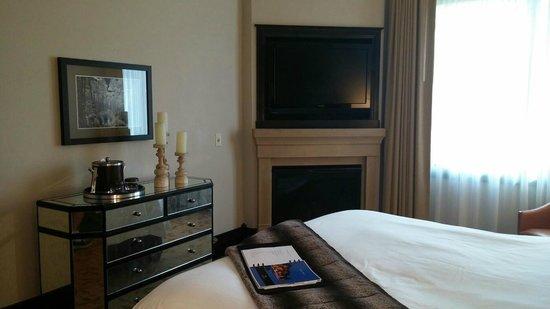Waldorf Astoria Park City : Bedroom