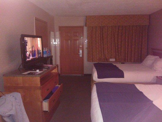 Holiday Inn Express Albuquerque (I-40 Eubank): Room interior