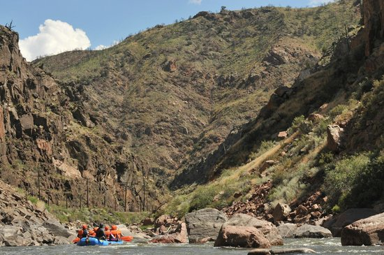 Echo Canyon River Expeditions - Day Trips: Great day on the River
