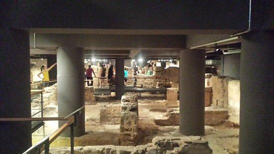 Museu d'Historia de Barcelona - MUHBA: -2000 ans