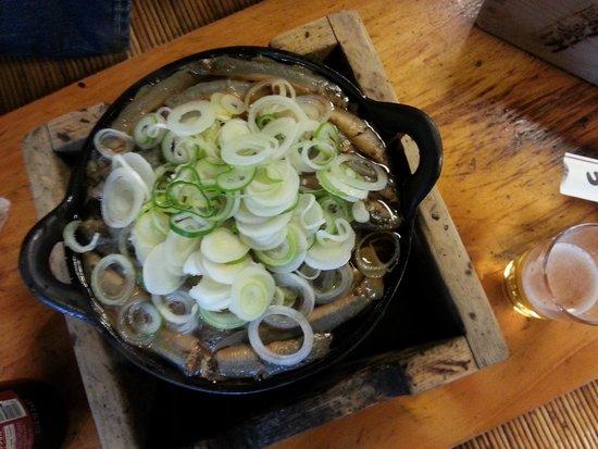 Komagata Dozeu Asakusa: 鍋
