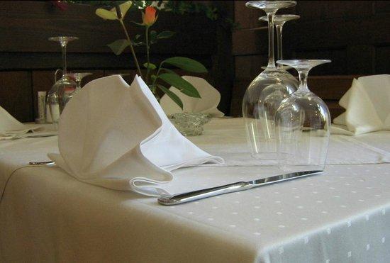 Restaurant Tullinger Hof: Speiseraum