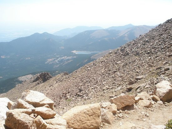 Pikes Peak: View from the Top