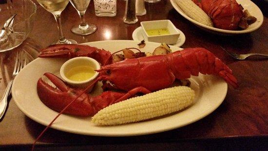 Erini Restaurant : Lobster Night