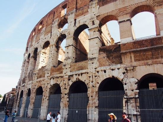 Rome Tours - Private tours of Rome : Colosseum