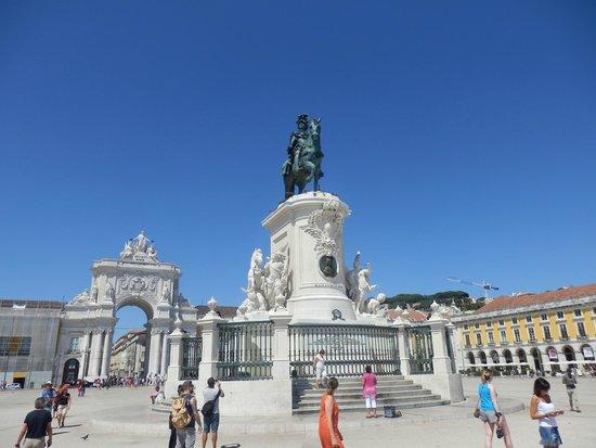 Lisbon by Segway : Praça do Comercio