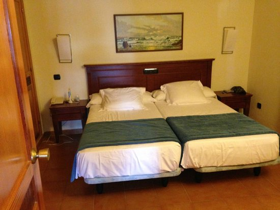 THB Los Molinos: slaapkamer