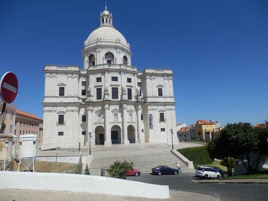 Lisbon by Segway : Pantheon