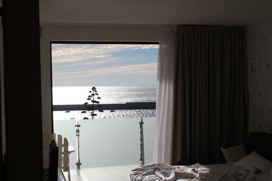 Memmo Baleeira Hotel : Zimmeraussicht....