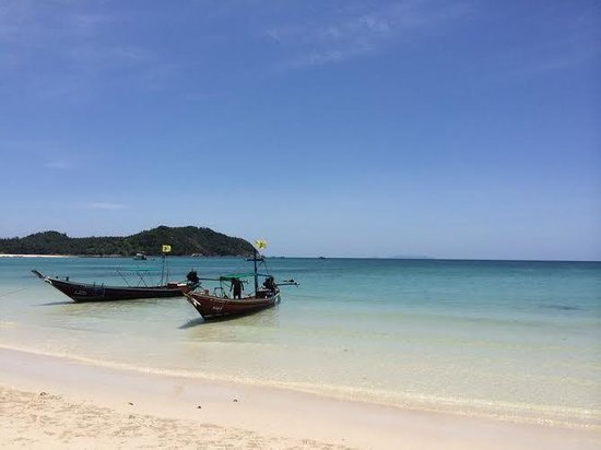 Thai Dee Garden Resort: la spiaggia