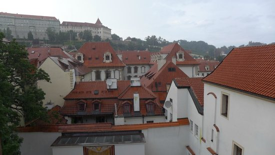 Augustine, a Luxury Collection Hotel, Prague: Rooftops from room