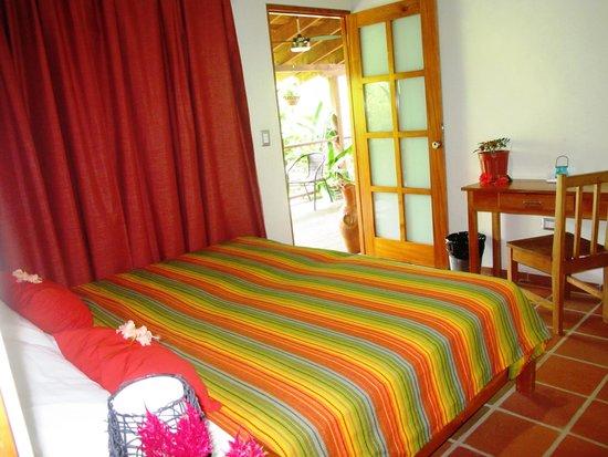 Hotel iguanito desde santa catalina panam for Precio habitacion matrimonio completa