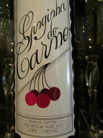 Ginginha do Carmo : Botella de Ginghina por 12,50€