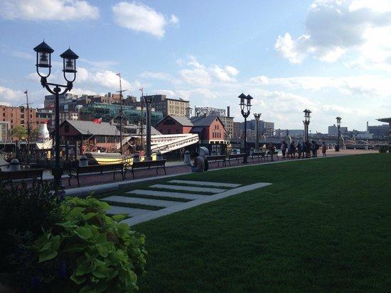 InterContinental Boston: Boston Tea Party