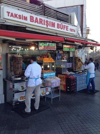 Taksim Barisim Bufe
