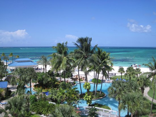 Melia Nassau Beach - All Inclusive: panorama dalla camera