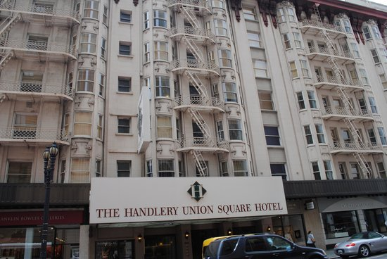 Handlery Union Square Hotel: The Hotel
