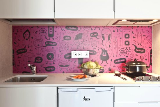Ryans Ibiza Apartments: Cocina Apartamentos