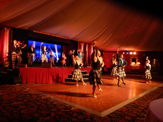 Taste of Scotland Scottish Show: The dancers