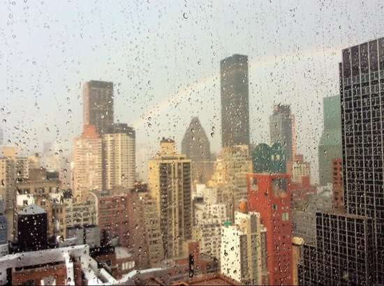 The Westin New York Grand Central : Rainbow View from our room