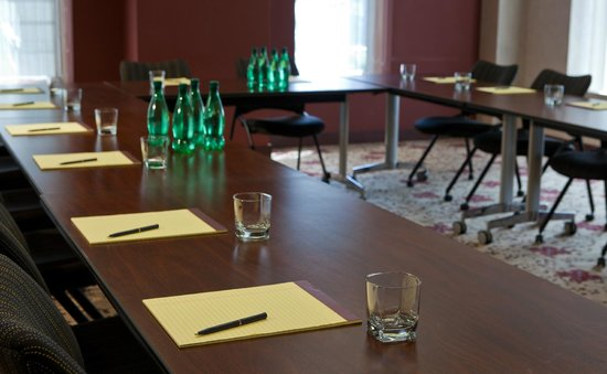 Club Quarters Hotel in Washington, D.C.: Meeting Room