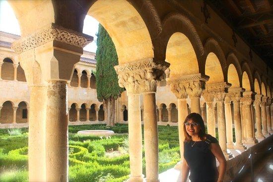 Monastery of Santo Domingo de Silos: Nuestro paso por Santo Domingo de Silos
