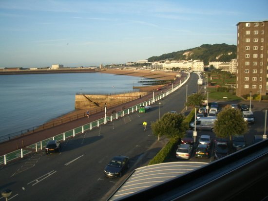 Premier Inn Dover Central (Eastern Ferry Terminal) Hotel : View from room