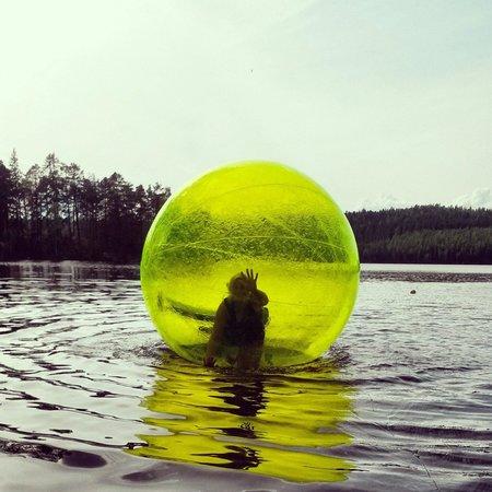 Ludvika, Sweden: Vattenzorbing