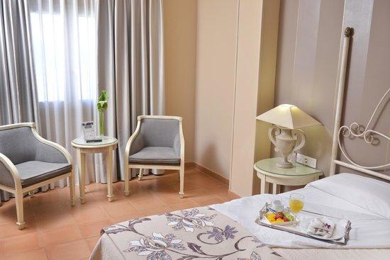 Alboran Algeciras: detalle habitación