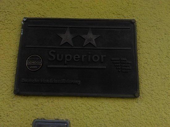 B&B Hotel Frankfurt-Niederrad: badge