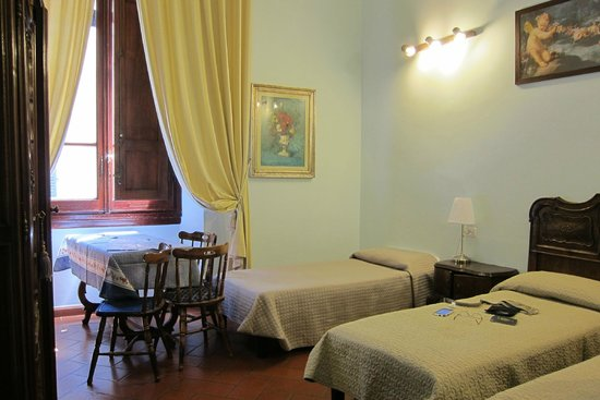 Soggiorno Panerai: Triple Room