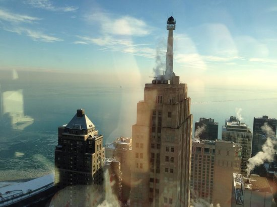 Four Seasons Hotel Chicago: Room with a view 01