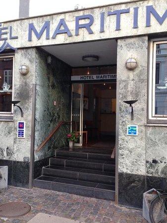 Hotel Maritime: Ingresso