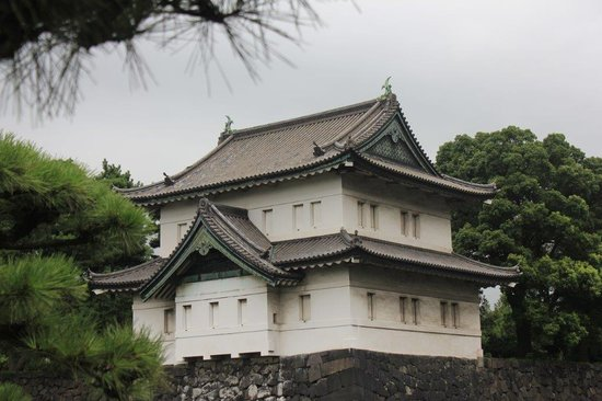Photo of The East Gardens of the Imperial Palace (Edo Castle Ruin) taken with...