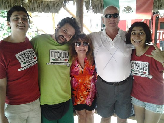 Itour Mexico : Great People