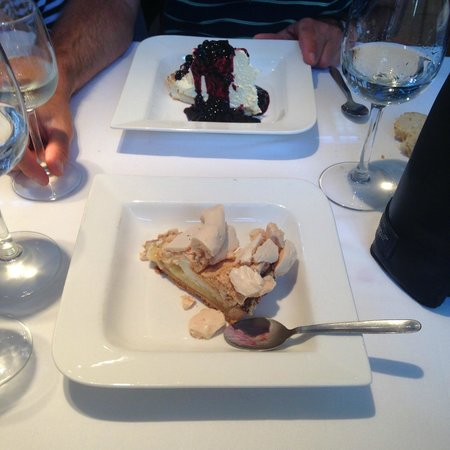 Cal Cofa: Desserts.